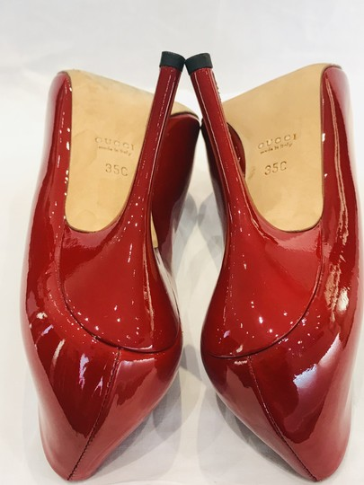 Gucci red Pumps Image 7