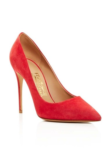 Preload https://img-static.tradesy.com/item/25273063/salvatore-ferragamo-red-fiore-sexy-suede-pointed-heel-pumps-size-us-10-regular-m-b-0-0-540-540.jpg