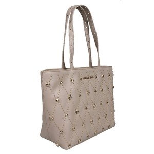 Versace Jeans Collection Tote in Taupe