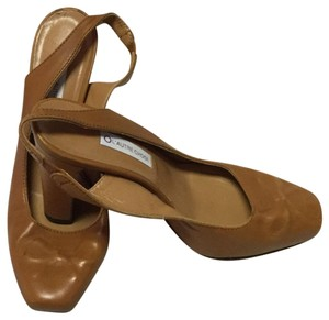L'Autre Chose Brown Platforms