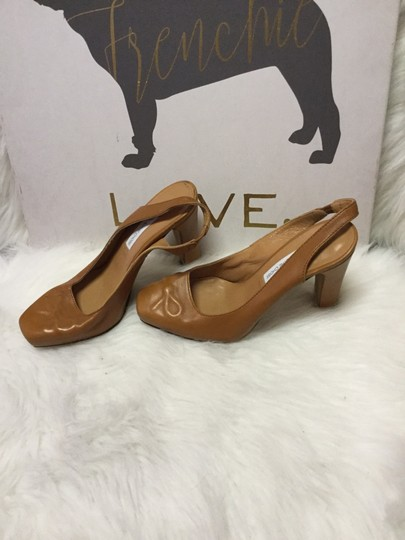 L'Autre Chose Brown Platforms Image 2