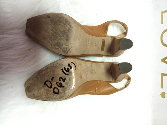 L'Autre Chose Brown Platforms Image 3