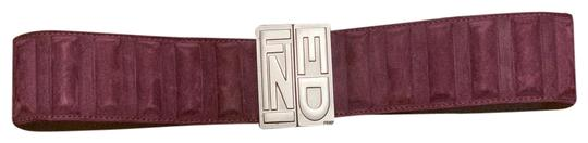 Preload https://img-static.tradesy.com/item/25274488/fendi-purple-8c0342-belt-0-1-540-540.jpg
