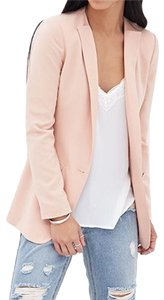 Sanctuary neutral blush with a hint of pink Blazer