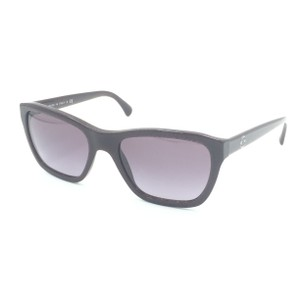 Chanel Square Red Violet Gradient Sunglasses 5266 1410/S1