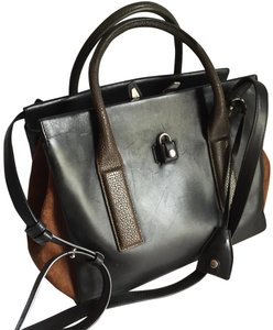 Alexander Wang Satchel in black/brown