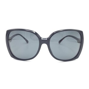 Chanel Black Oversized Butterfly Sunglasses 5216 501/3F
