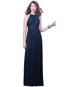 38daeb582c6 Dessy Midnight Collection Style 2918 Formal Bridesmaid Mob Dress Size 8 (M)