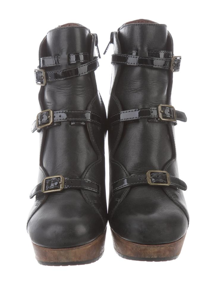 See By Chloe Black Boots Size 38 Very good condition