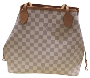 Louis Vuitton Bags V New Bags Tote in damier azur