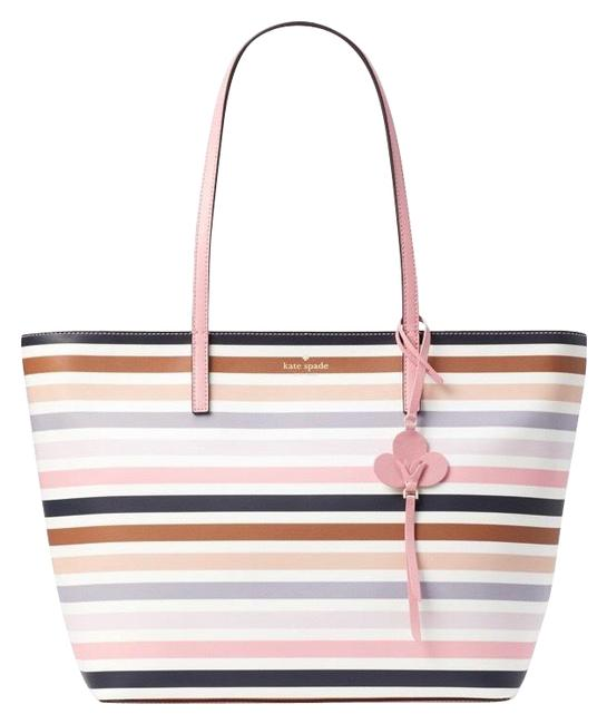 Item - Kelsey Multicolor Leather Tote