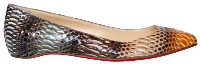 Item - Watersnake Multi Degrade Pigalle Flats Size EU 35.5 (Approx. US 5.5) Narrow (Aa, N)
