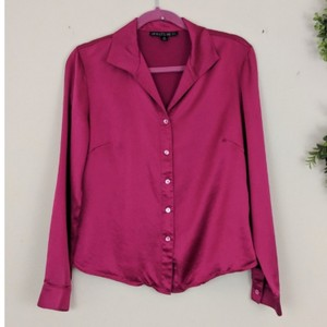 59a6400cd0f372 Purple Lafayette 148 New York Blouses - Up to 70% off a Tradesy