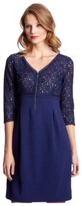 Nine West short dress Blue on Tradesy