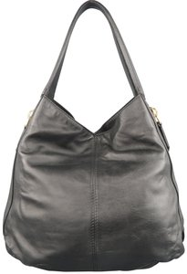 Givenchy Hobo Leather Monogram Shoulder Bag