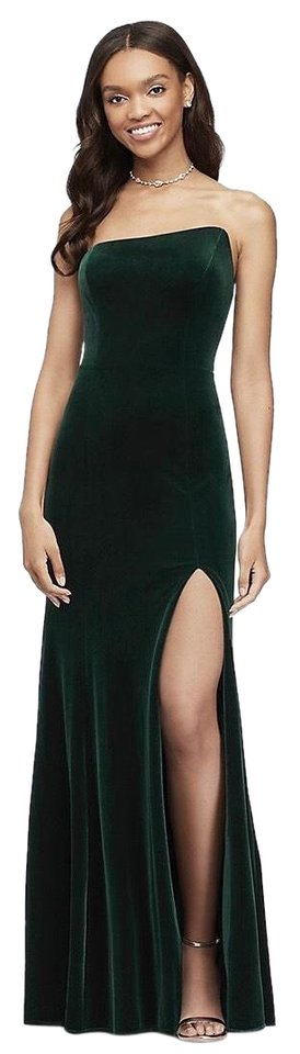 fdcc79ffbb Green David s Bridal Formal Dresses - Up to 70% off a Tradesy