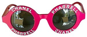 Chanel Chanel Pharrell Collaboration Purple Round Sunglasses NWT
