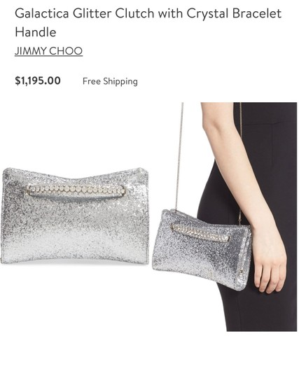Jimmy Choo Clutch Image 11