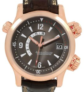 Jaeger Lecoultre Jaeger Lecoultre Master Compressor Memovox Rose Gold Watch 146.2.97