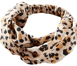 Anthropologie Cheetah Print Headband