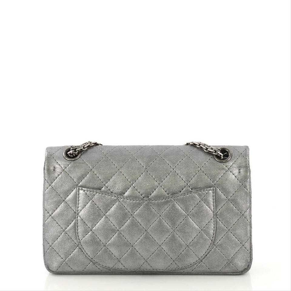 e2368c2a2fe0 Chanel Classic Flap 2.55 Reissue Lucky Charms Reissue Quilted Aged ...