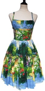Bernie Dexter Pin Up Fit & Flare Garden Party Dress