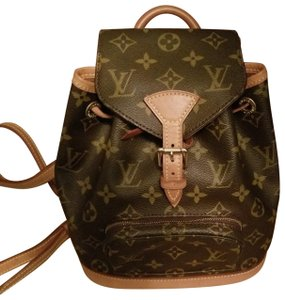 8eb1d30cbbee Louis Vuitton Backpacks - Up to 70% off at Tradesy