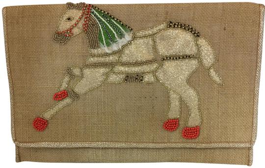 Preload https://img-static.tradesy.com/item/25280778/roberta-roller-rabbit-12419-whorse-embroidered-w-multicolor-jute-and-beads-clutch-0-1-540-540.jpg