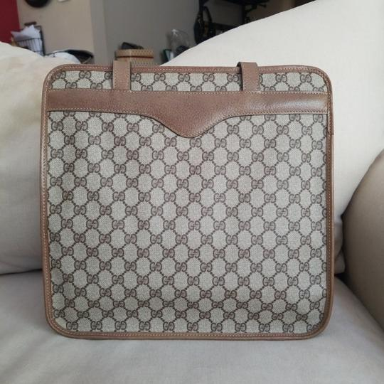 Gucci Vintage Vintage Vintage Vintage Purse Vintage Tote in Brown Image 1