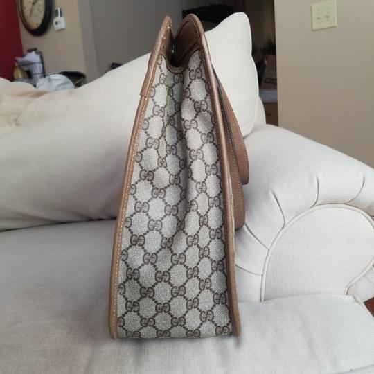 Gucci Vintage Vintage Vintage Vintage Purse Vintage Tote in Brown Image 2