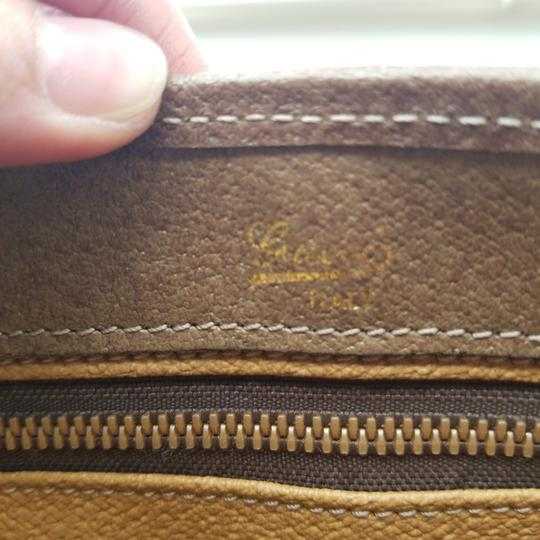Gucci Vintage Vintage Vintage Vintage Purse Vintage Tote in Brown Image 7