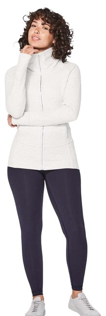 Item - Light Grey Heather Radiant Activewear Outerwear Size 4 (S)
