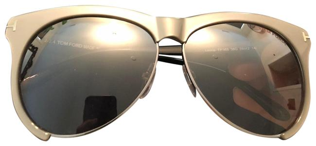 Tom Ford Mirrored/Grey Women's Square 59mm Sunglasses Tom Ford Mirrored/Grey Women's Square 59mm Sunglasses Image 1