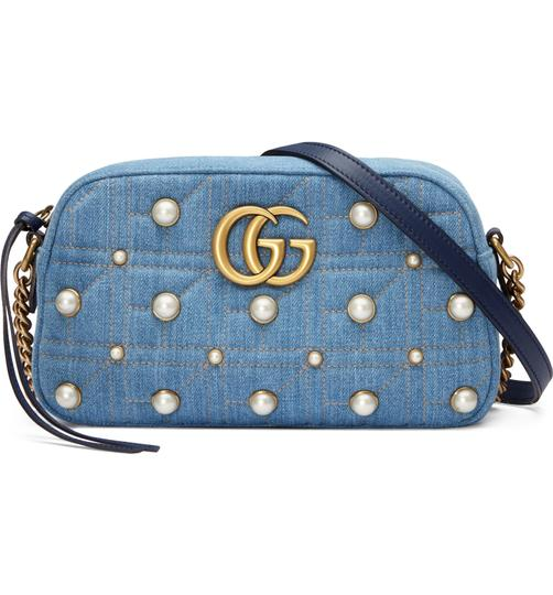 82743f67002a Gucci Marmont Pearl Camera Bag | Stanford Center for Opportunity ...