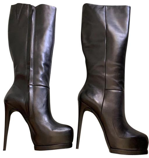 Preload https://img-static.tradesy.com/item/25281854/pour-la-victoire-black-107416-bootsbooties-size-us-75-regular-m-b-0-1-540-540.jpg