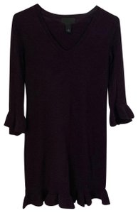 Cynthia Rowley short dress Purple on Tradesy