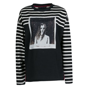 Marc by Marc Jacobs Cotton Nylon Sweatshirt