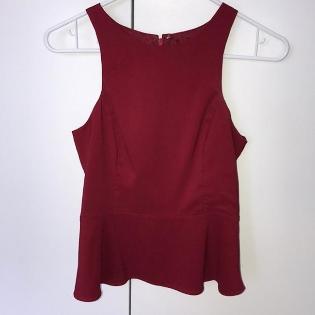Express Top Red Image 1