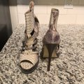 Carvela Kurt Geiger animal print Platforms Image 2