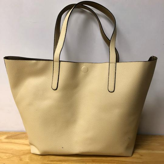 Style & Co Sc9640shell Tote in Shell/Met Cork Image 1