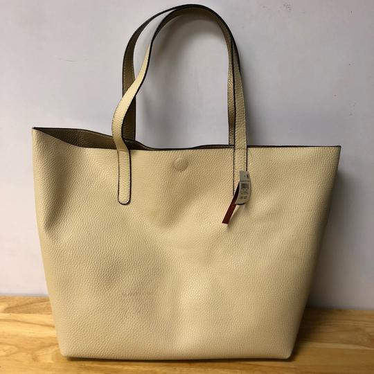 Style & Co Sc9640shell Tote in Shell/Met Cork Image 2