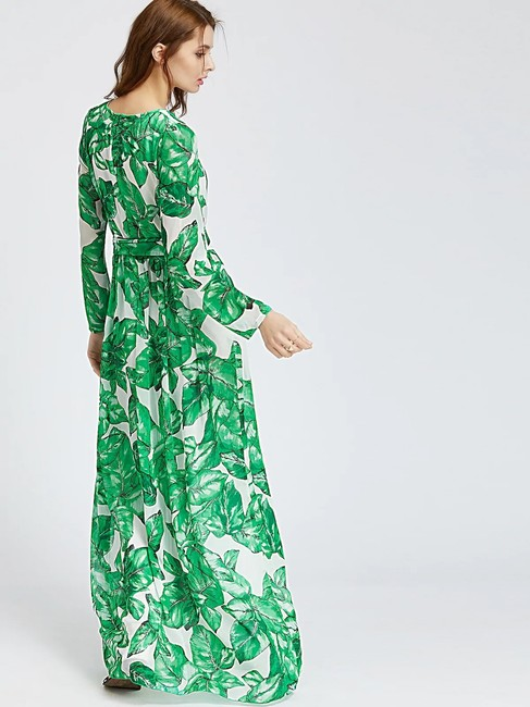 Multicolor Maxi Dress by Christine Summer Maxi Image 1