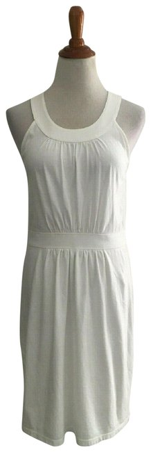 Preload https://img-static.tradesy.com/item/25282531/ann-taylor-loft-white-sleeveless-short-casual-dress-size-6-s-0-1-650-650.jpg