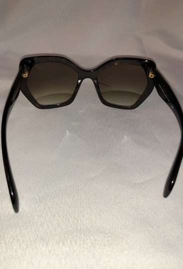 Prada PRADA 56019 LOGO CAT EYE SUNGLASSES Image 10