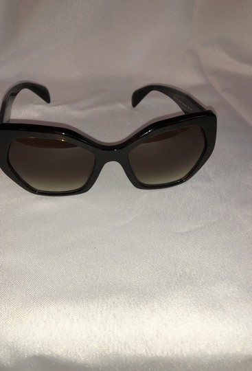 Prada PRADA 56019 LOGO CAT EYE SUNGLASSES Image 11