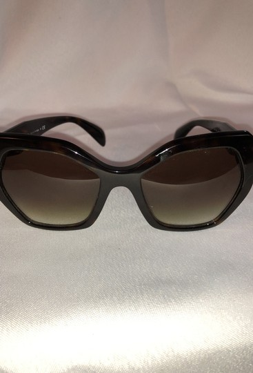 Prada PRADA 56019 LOGO CAT EYE SUNGLASSES Image 5