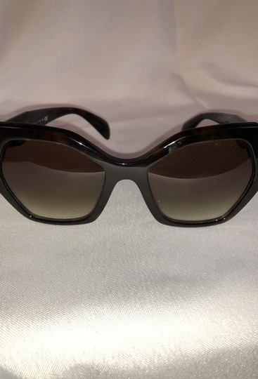 Prada PRADA 56019 LOGO CAT EYE SUNGLASSES Image 6