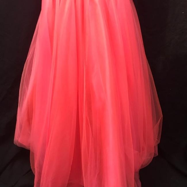 Cassandra Stone Strapless Ball Gown Pageant Dress Image 2