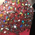 Cassandra Stone Strapless Ball Gown Pageant Dress Image 7
