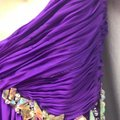 MacDuggal One Shoulder Gown Ball Gown Dress Image 6